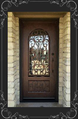 Decorative Wrought Iron Doors - best 25 iron doors ideas on steel doors iron