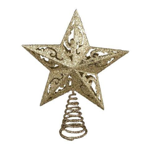 printable christmas tree star topper gold star christmas tree toppers