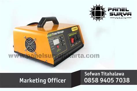 Solarland Smart Power Inverter 500 W Digital Meneger Ac Dc Handal solarland smart power manager