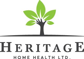heritage home health nursing home support