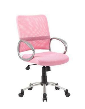 pink computer chair ebay