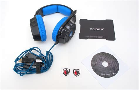 Headset Sades Skynet xf 平價多聲道 sades 賽德斯 skynet 7 1 遊戲耳機 sades 賽德斯 skynet 天網 電競 gaming headset 耳機 耳麥