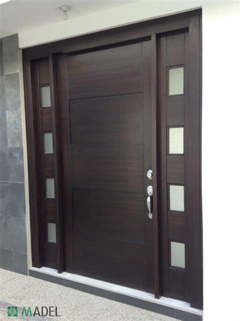 imagenes de puertas minimalistas puertas principales
