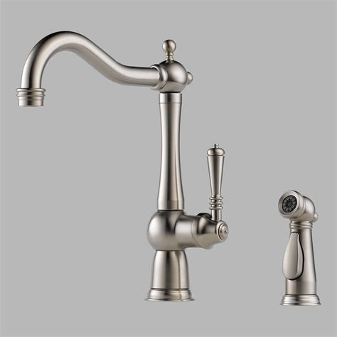brizo kitchen faucets reviews kitchen faucet reviews pekoe collection grohe faucets