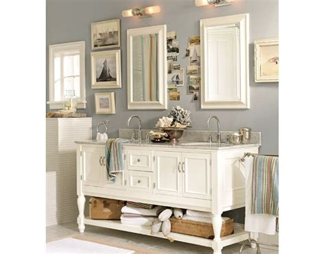 Pottery Barn Bathroom Ideas by 57 Best Images About Nautical Themed Bathrooms On
