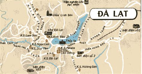 map us lat detailed city map of da lat map