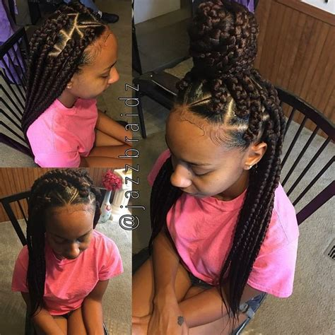part 1 jumbo braids box braids youtube best 25 box braid styles ideas on pinterest box braids