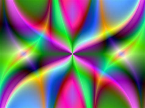 abstract neon colorful wallpaper  image