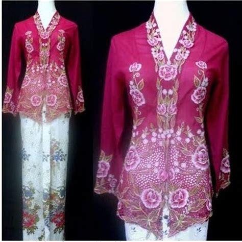 Set Kebaya Panjang Motif Bali Wisuda Kondangan Murah sewa kebaya modern di bandung newhairstylesformen2014