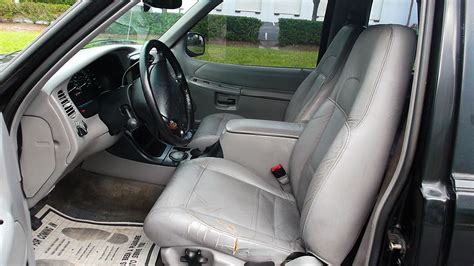 1999 Ford Explorer Interior by 1999 Ford Explorer Pictures Cargurus