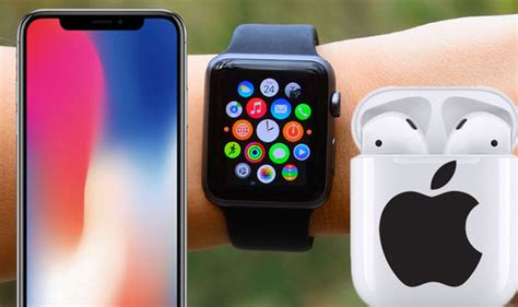 new iphone x apple 4 and airpods everything apple may launch this month revealed