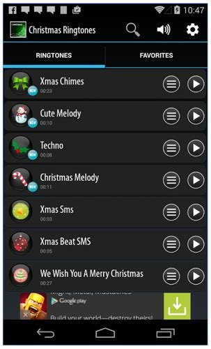 android ringtone app 20 best ringtone apps for android to make your phone