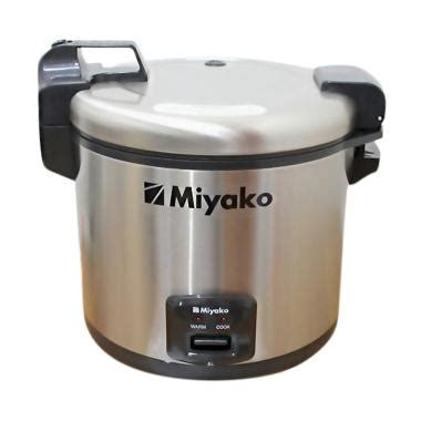 Daftar Rice Cooker Miyako Kecil jual miyako mcg 171 jumbo rice cooker harga