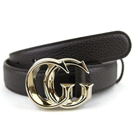 Gucci S36 Gold Drakbrow Leather gucci s leather light gold interlocking g buckle belt 362727 80 32 brown 2044