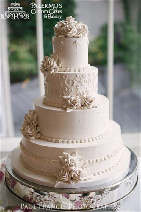 Bakery Wedding Cakes by Wedding Cakes Palermo S Custom Cakes Bakery