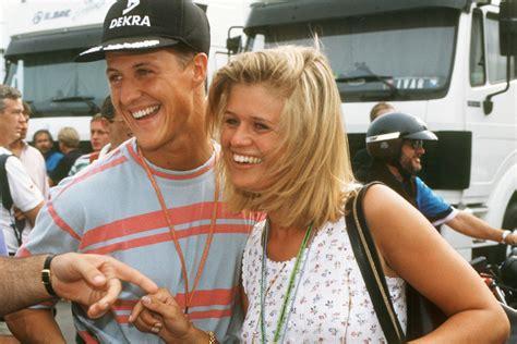 Frentzen Corinna by Michael Schumacher Seine Familie Bilder Autobild De