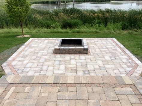 outdoor pits fireplaces and grills
