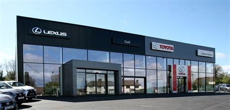 lexus dealership design toyota lexus showroom for cork