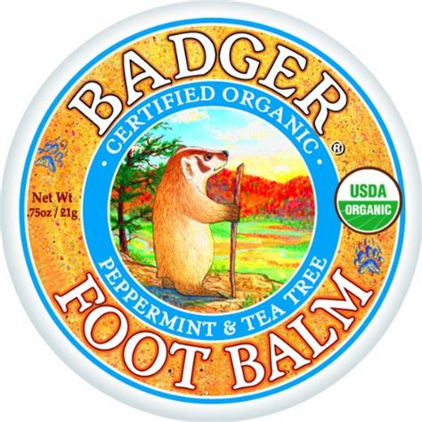 Badger Organic Nursing Balm 21g badger foot balm certified organic moisturises repairs