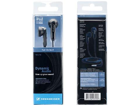 Earphone Sennheiser Mx 270 sennheiser mx270 in ear ergonomic stereo earphones shenzhenaudio