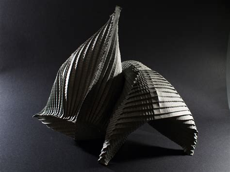Origami 3d Pieces - organic origami gallery recent 3d pieces