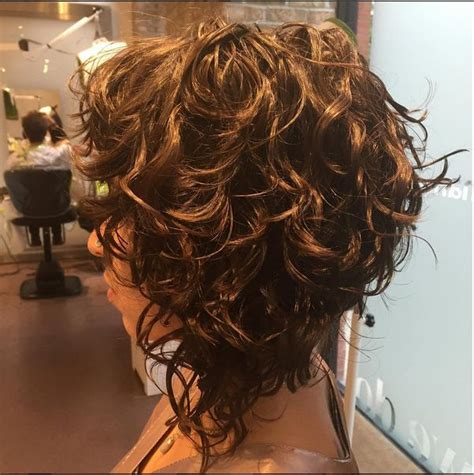 best 25 curly bob hairstyles ideas on pinterest gallery a line haircut curly hair women black