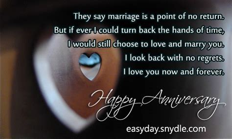 happy anniversary   Easyday