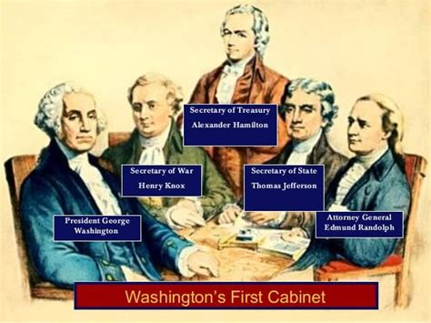 How Are Cabinet Members Appointed Serves At The Pleasure Of The President Can Congress