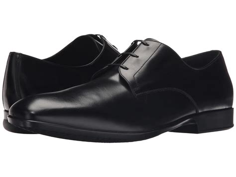 laurent oxford shoes ferragamo laurent oxford in blue for lyst
