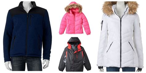 kohls winter coats   family       coats kohls cashliving rich