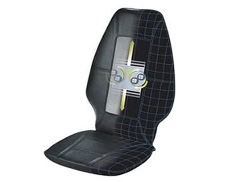 Chair Back Massager by Shiatsu Massager Cushion Car Home Chair Back Ebay