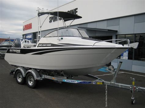 extreme boats for sale australia new extreme 545 sport fisher trailer boats boats online