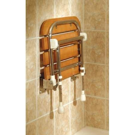 sedili doccia pieghevole sedile legno doccia ad529