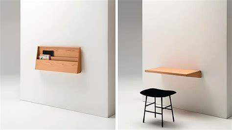 small wall desks 30 cool desks for your home office the trend spotter