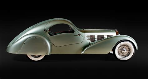 deco custom cars the cultural renaissance of the deco era s rolling sculptures classic driver magazine