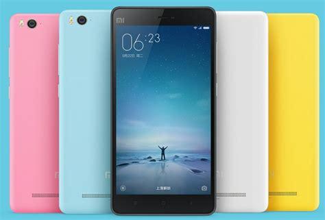 New Hp Xiaomi Mi4 One xiaomi mi 4c with 5 inch 1080p display snapdragon 808