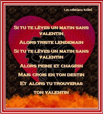 message de valentin messages de bribri