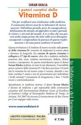 libro vitamin d i poteri curativi della vitamina d soram khalsa