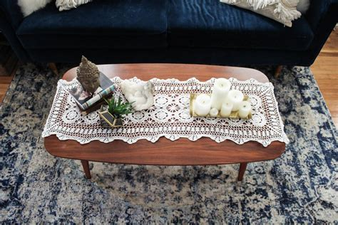 Boho Coffee Table 3 Ways To Style A Coffee Table Advice From A Twenty Something