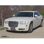 chrysler 300 towing capacity trailer hitch is higher than towing capacity of 2005