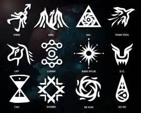 exo logo logospike famous free vector logos