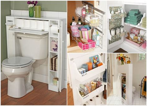 10 smart ideas to store more in your bathroom amazing