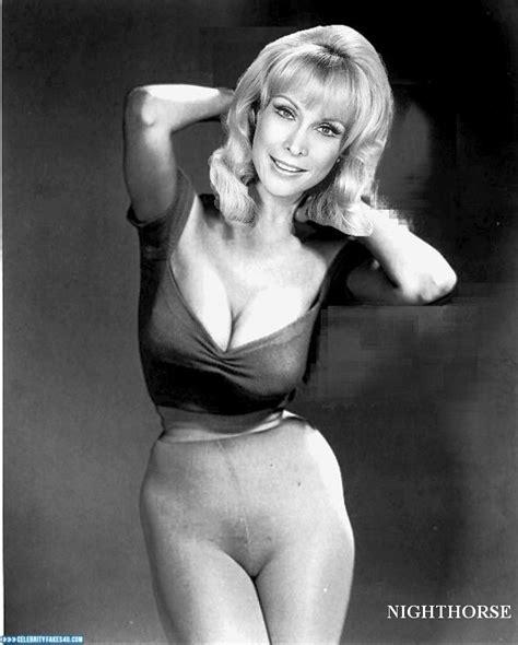 Barbara Eden No Panties Sideboob Nude Celebrityfakes U Com