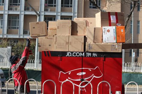 alibaba vs jd alibaba vs jd the battle to get singles day packages to