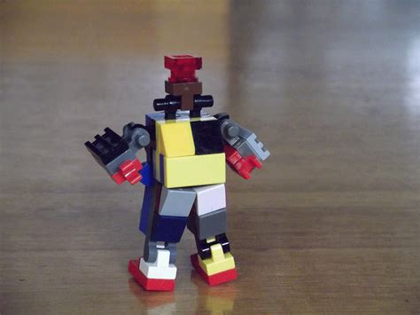 Micro Block Transformer Bumble Bee g1 micro bumblebee cliffjumper a lego 174 creation by declan