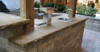 how to make concrete kitchen countertops