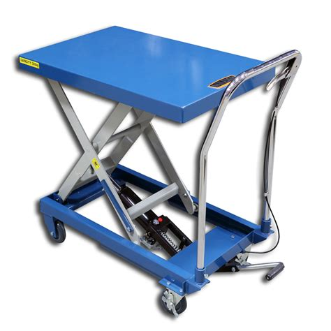 hydraulic lift tables hydraulic lift cart baileigh