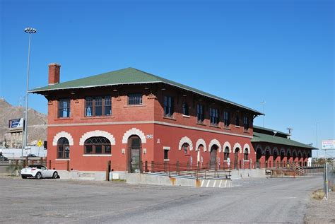 el paso southwestern railroad freight depot saved
