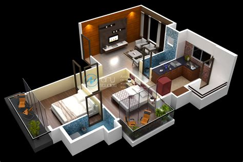 3d Floor Plan Rendering by 3d Floor Plan Rendering Ary Studios