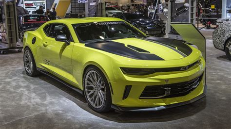 chevrolet camaro turbo autox concept sema  photo